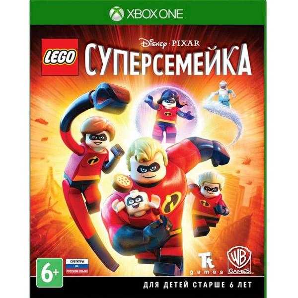Игра для консоли Xbox One LEGO Суперсемейка