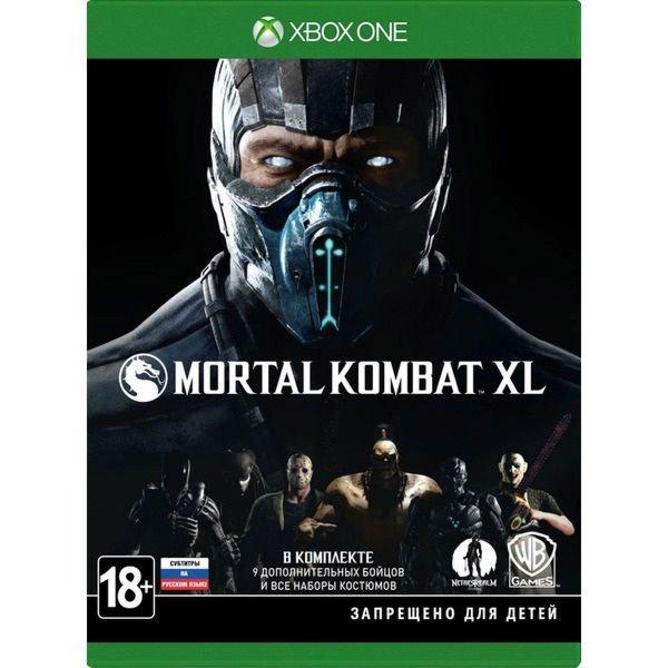 Игра для консоли Xbox One Mortal Kombat XL