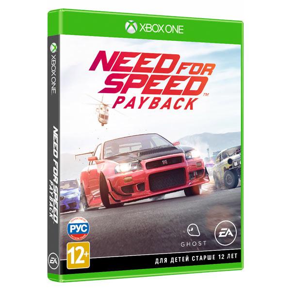 Игра для консоли Xbox One Need for Speed Payback