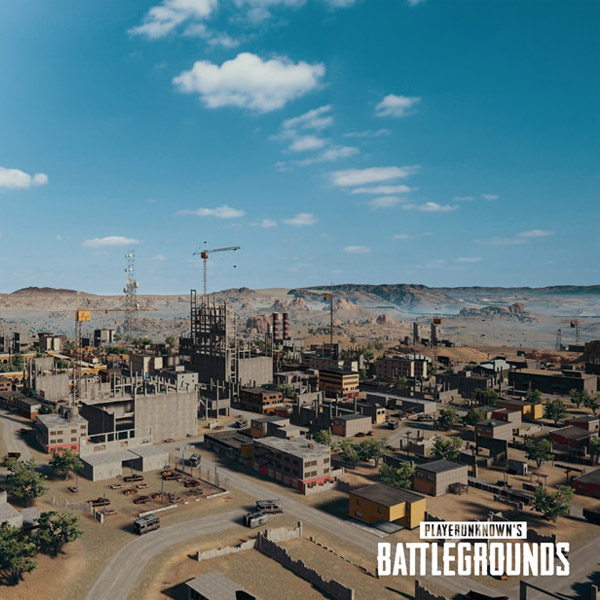 Игра для консоли Xbox One PlayerUnknown's Battlegrounds 1.0