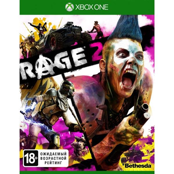 Игра для консоли Xbox One Rage 2