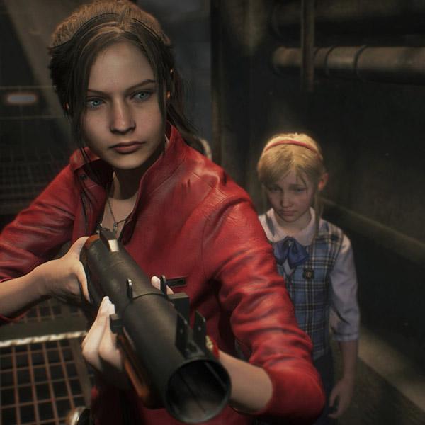 Игра для консоли Xbox One Resident Evil 2