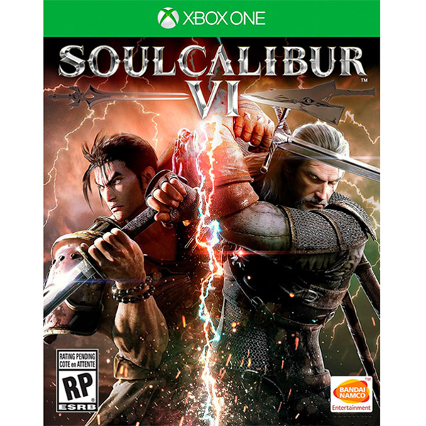 Игра для консоли Xbox One SoulCalibur VI
