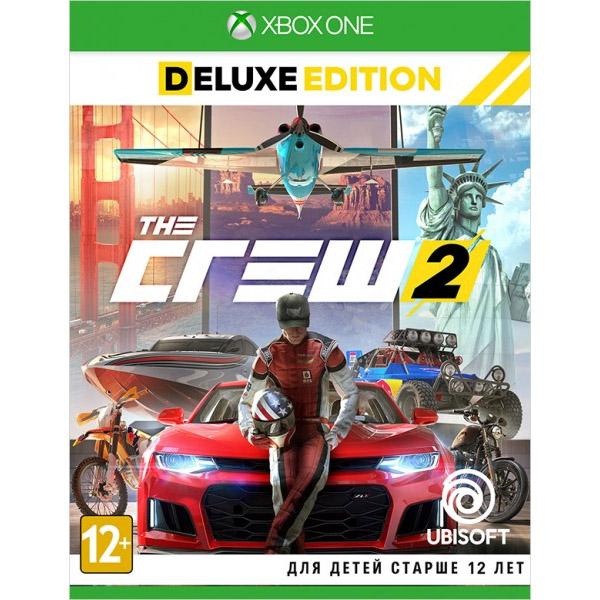 Игра для консоли Xbox One The Crew 2 Deluxe