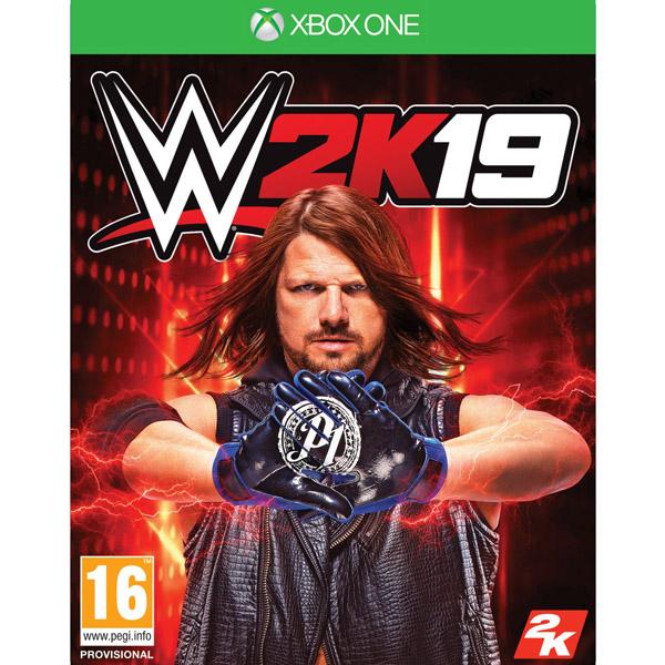 Игра для консоли Xbox One WWE 2K19
