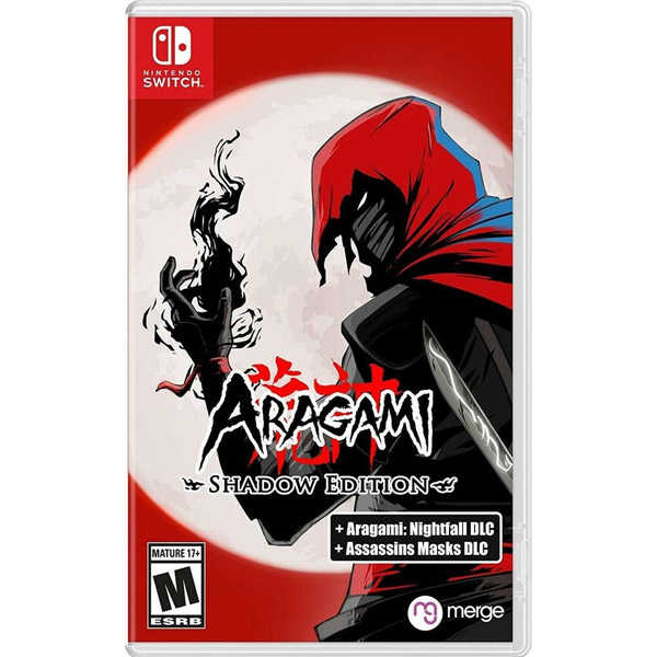 Игра для консоли Nintendo Switch Aragami Shadow Edition NS