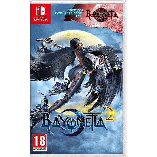 Игра для консоли Nintendo Bayonetta 2 NS