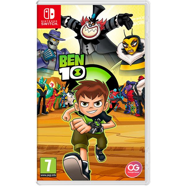 Игра для консоли Nintendo Ben 10 NS