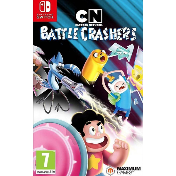 Игра для консоли Nintendo Switch Cartoon Network Battle Crashers