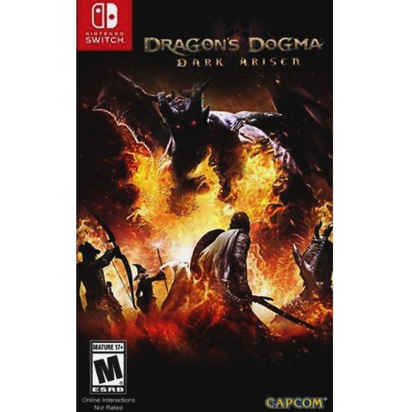 Игра для консоли Nintendo Switch Dragon's Dogma Dark Arisen