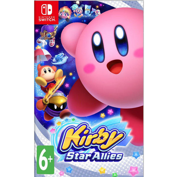 Игра для консоли Nintendo Switch Kirby Star Allies