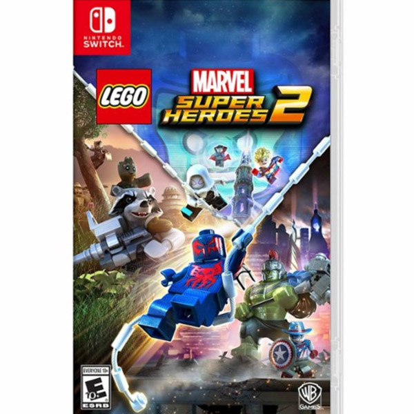 Игра для консоли Nintendo Switch LEGO Marvel Super Heroes 2