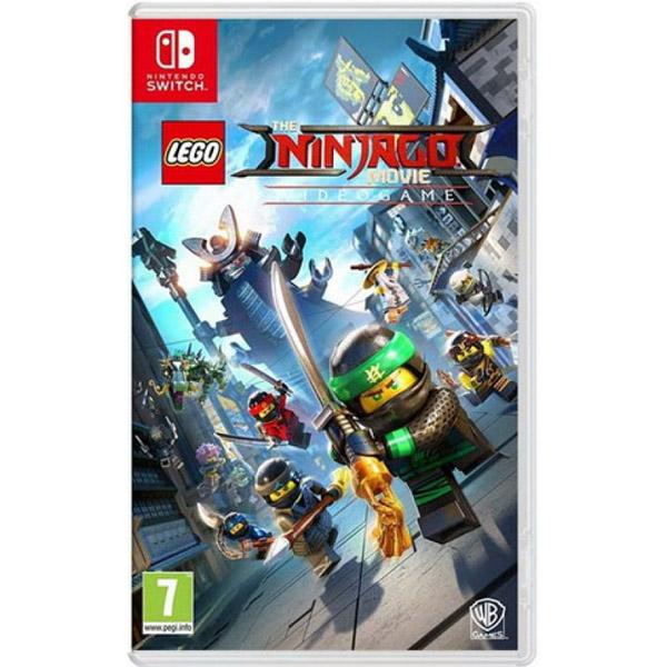 Игра для консоли Nintendo Switch LEGO Ниндзяго Фильм Видеоигра