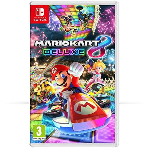 Игра для консоли Nintendo Switch Mario Kart 8 Deluxe