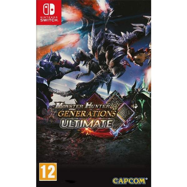 Игра для консоли Nintendo Switch Monster Hunter Generations Ultimate