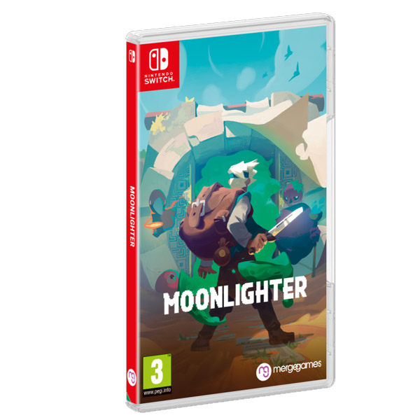Игра для консоли Nintendo Switch Moonlighter