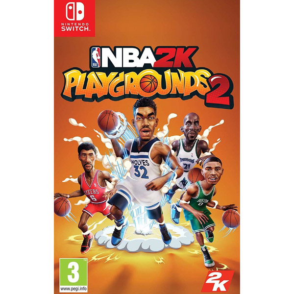 Игра для консоли Nintendo Switch NBA 2K Playgrounds 2 NS