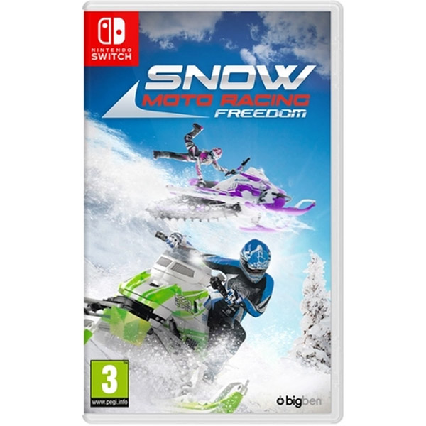 Игра для консоли Nintendo Switch Snow Moto Racing Freedom