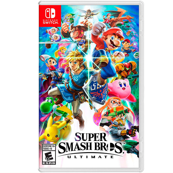 Игра для консоли Nintendo Switch Super Smash Bros. Ultimate NS