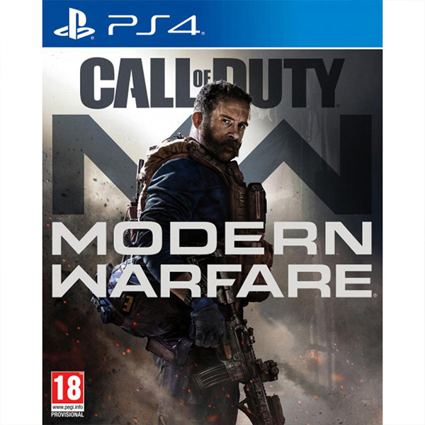 Игра для консоли PS4 Call of Duty: Modern Warfare (Blu-Ray диск 88418RU)