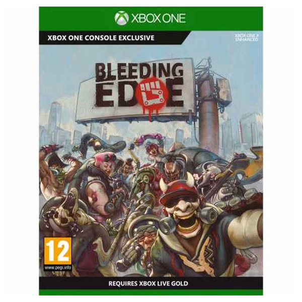 Игра для консоли Xbox One BLEEDING EDGE (PUN-00021)