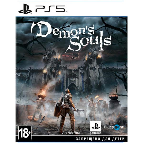 Игра для консоли PS5 Demon's Souls