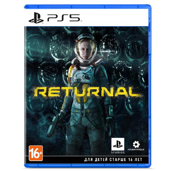 Игра для консоли PlayStation 5 Returnal PS5