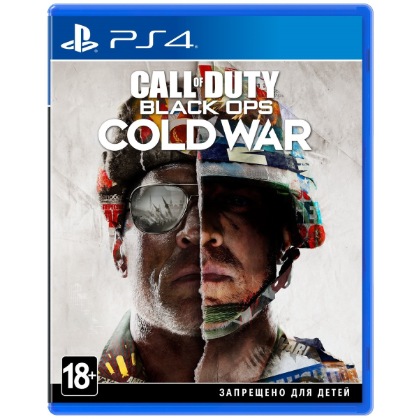 Игра для консоли Sony PS4 Call of Duty: Black Ops Cold War (88490UR)