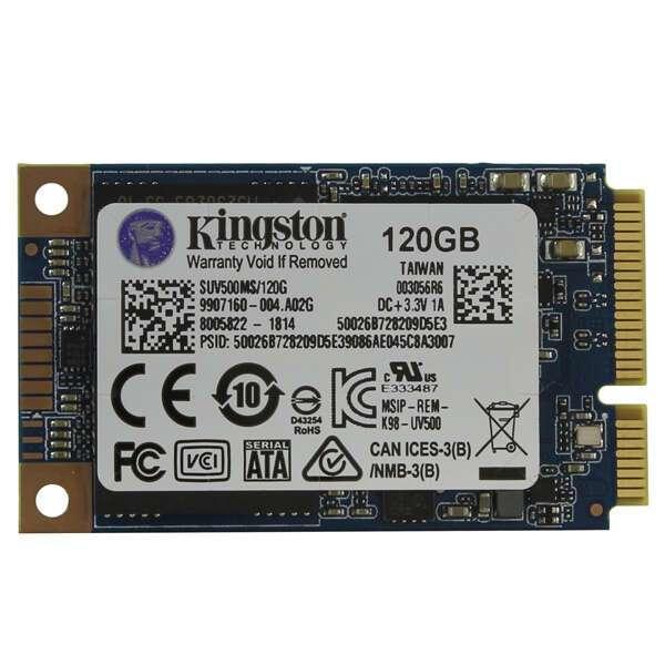 Внутренний диск SSD Kingston SUV500MS/120G