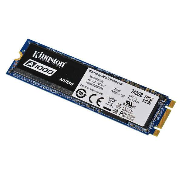 Внутренний диск SSD Kingston SA1000M8/240G