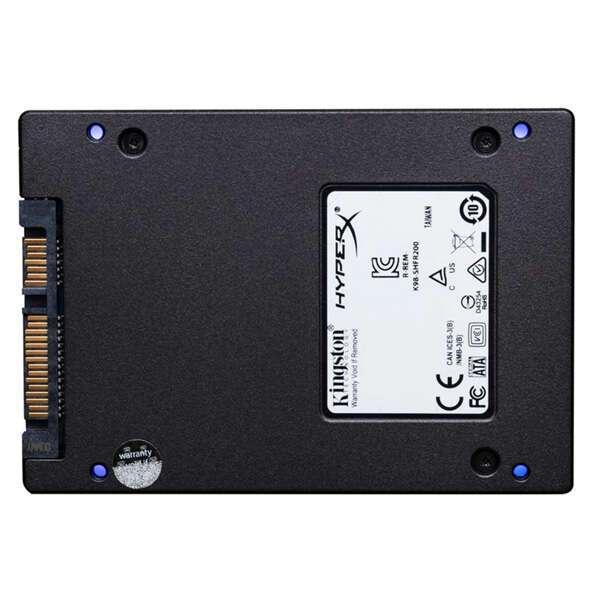 Внутренний диск SSD Kingston SHFR200B/480G