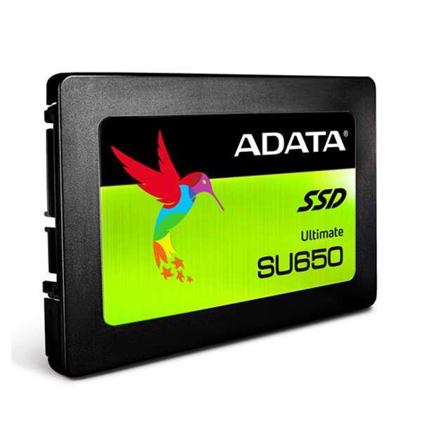 Жесткий диск SSD Adata 240 Gb ASU650SS-240GT-C