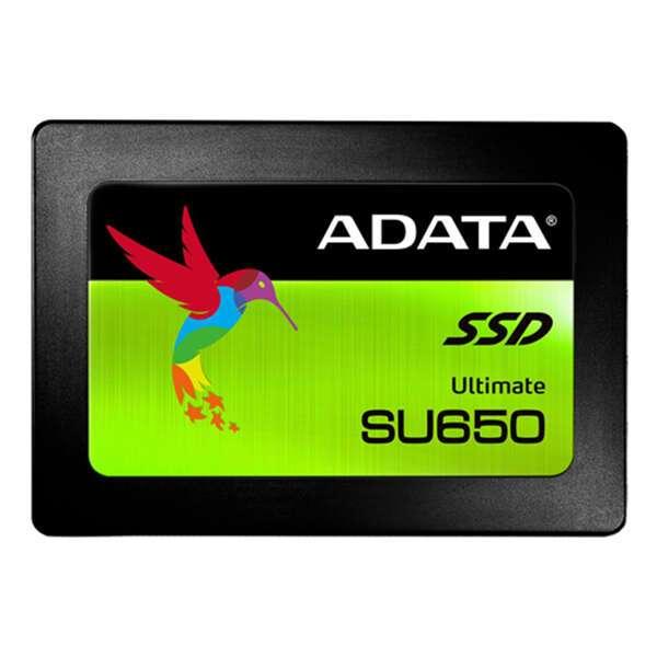 Жесткий диск SSD Adata 480 Gb ASU650SS-480GT-C