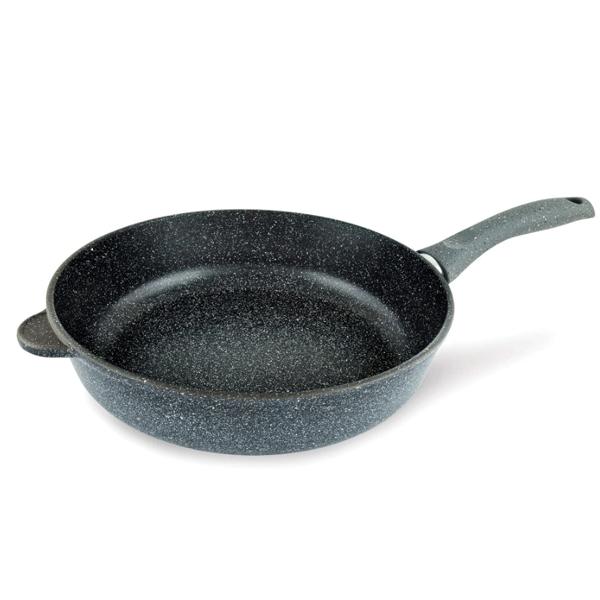 Сковорода НМП Байкал 24 см литая (2525)