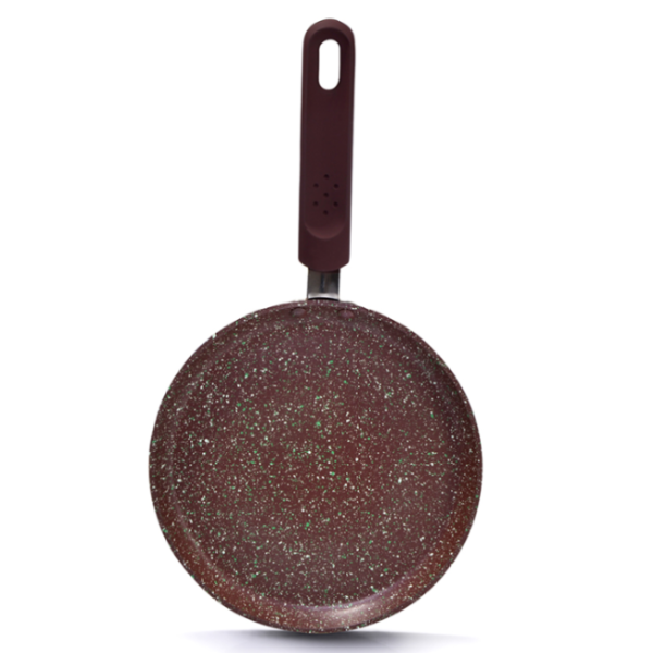 Сковорода для блинов Fissman Mosses stone 20 см (4307)
