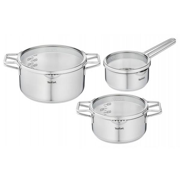 Набор посуды Tefal Nordica H852S325 (6 предметов)