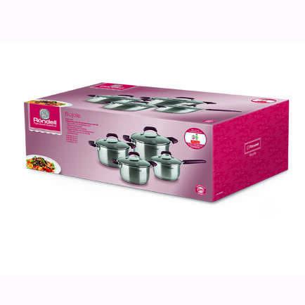 Набор посуды Rondel Bojole RDS-824 (8 предметов)
