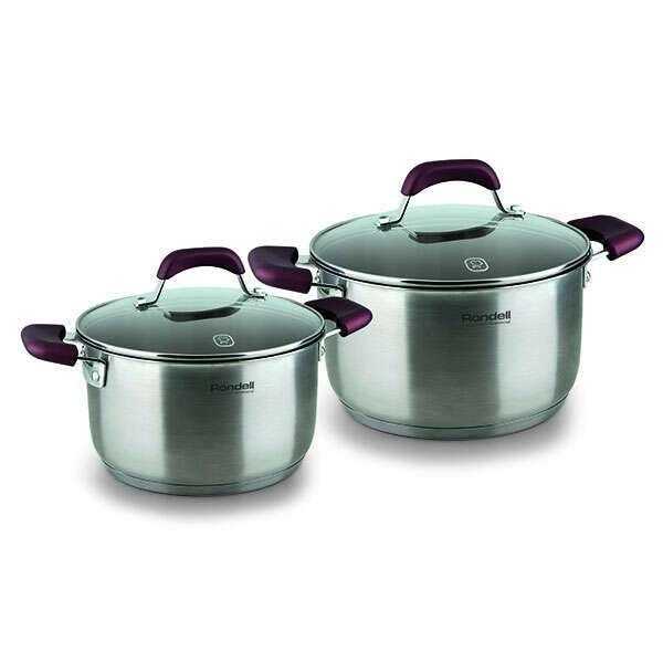 Набор посуды Rondel Bojole RDS-822 (4 предмета)