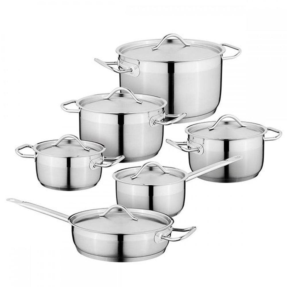 Набор посуды BergHOFF Hotel 12 предметов (1112140)