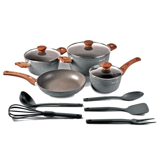 Набор посуды ARG Master Chef 602-1 (12 предметов)