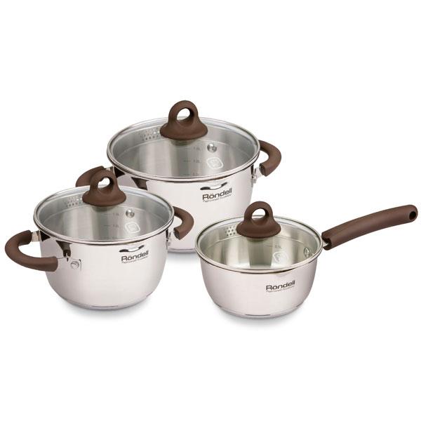 Набор посуды Rondell Aristokrat  RDS-919 (6 предметов)