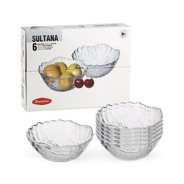 Набор салатников Pasabahce 10286 Sultana