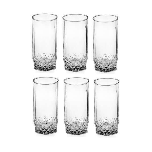 Набор стаканов Pasabahce Valse (42942/6)