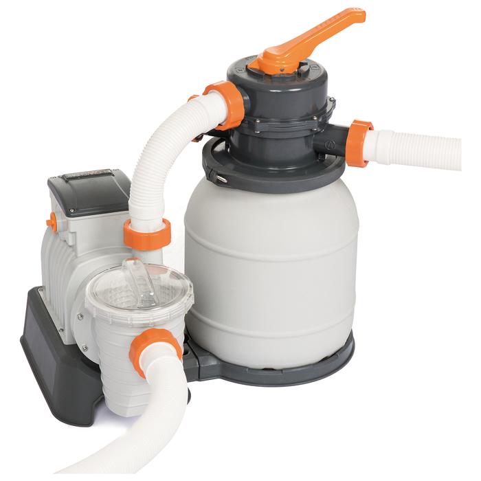 Фильтр-насос песочный 220-240V, 5678 л/ч (58497)