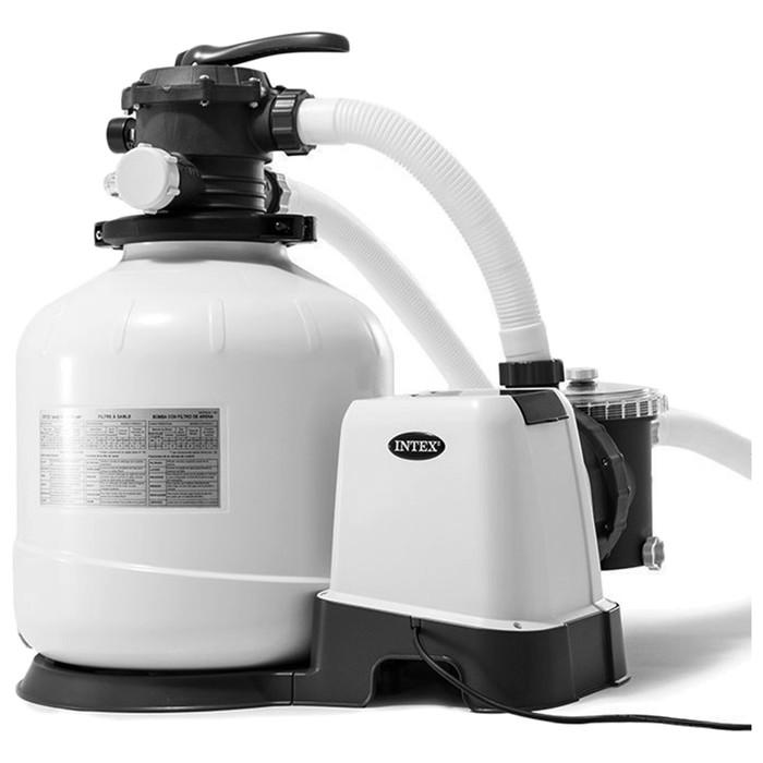 Фильтр-насос песочный 220-240V, 3200 л/ч 26652