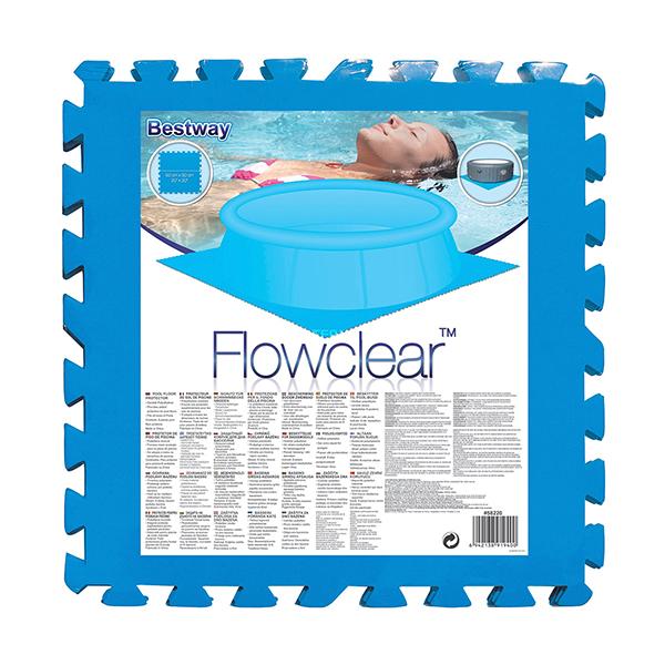 Подложка для бассейна Bestway Flowclear Floor Protector 58220