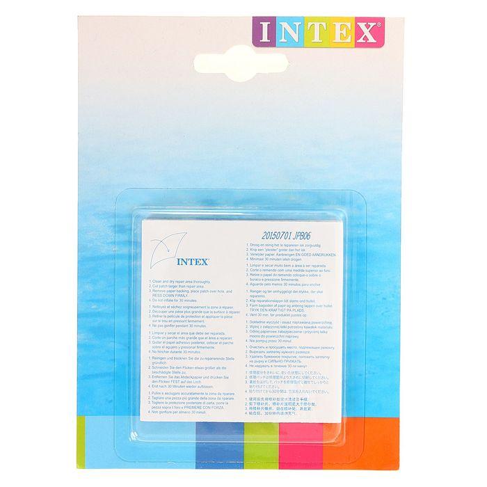 Ремонтный пластырь, 6 штук 59631NP INTEX