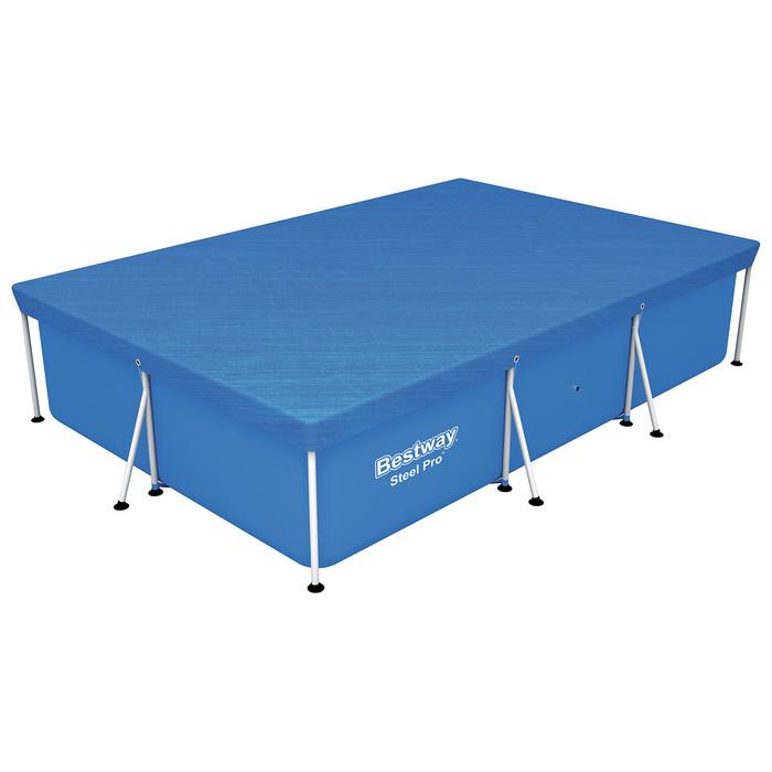Тент для прямоугольных, каркасных бассейнов, 304 х 205 см