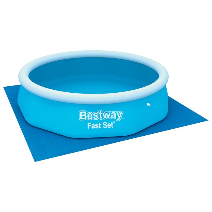Подстилка для круглых бассейнов, 335 х 335 см