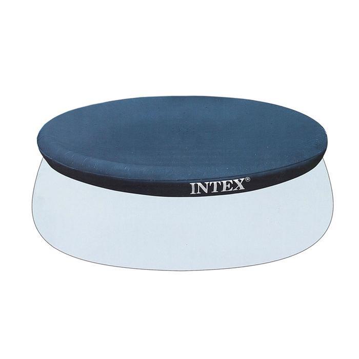 Тент на бассейн Easy Set, d= 366х30 см 28022 INTEX